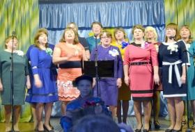 Фестиваль хоров «Поет село родное»